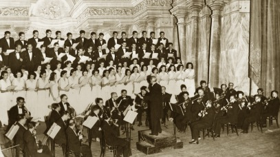 Orquesta Sinfónica de Venezuela, década de los 50