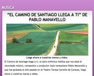 Rossana Música - reseña - El Camino
