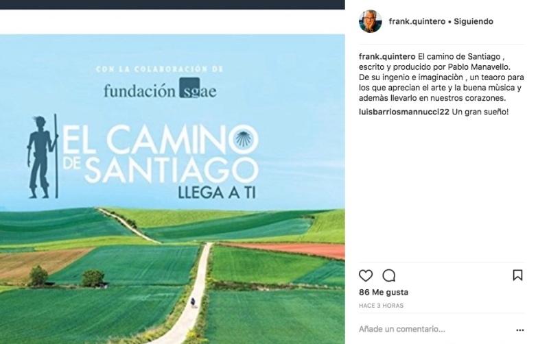 Frank Quintero 2 - El Camino